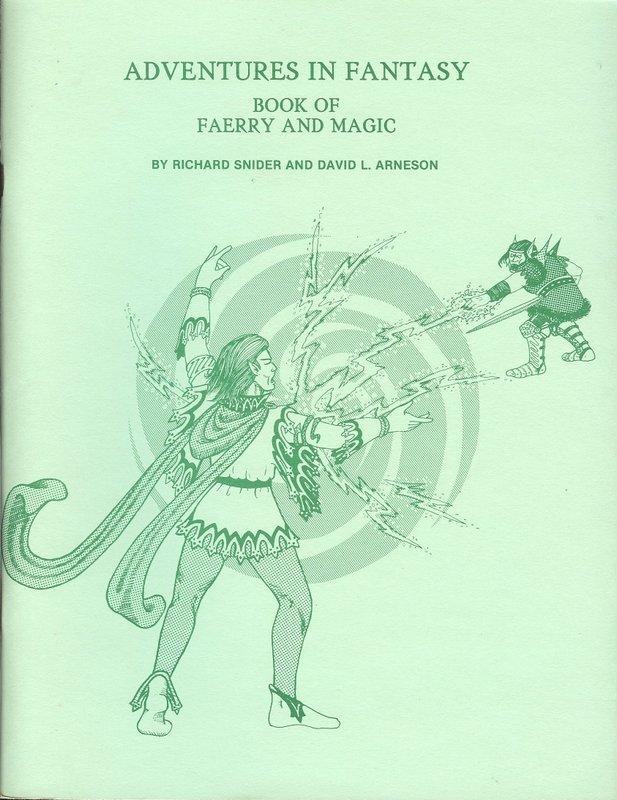 AiF - Faerry & Magic