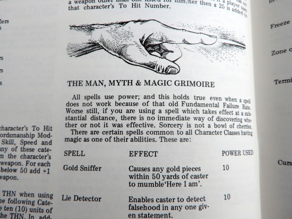 Man Myth Magic book 2 g