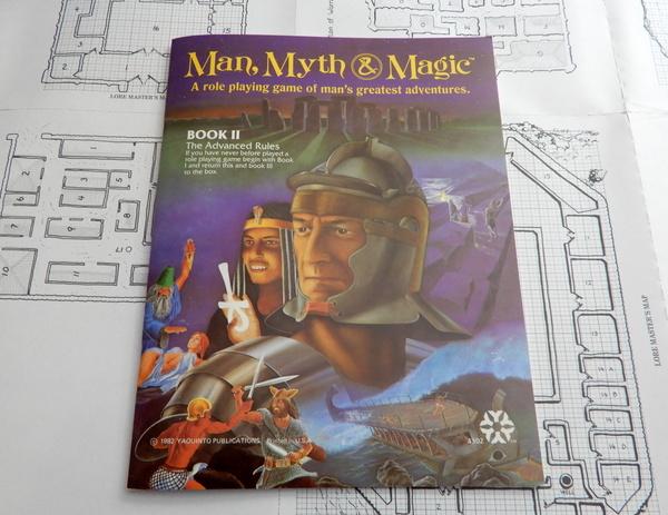 Man Myth Magic book 2
