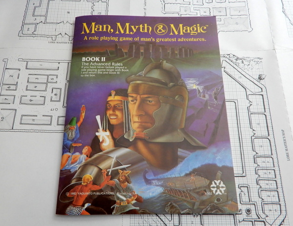 Man Myth Magic book 2