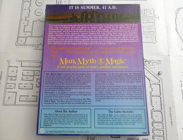 Man Myth Magic box bottom