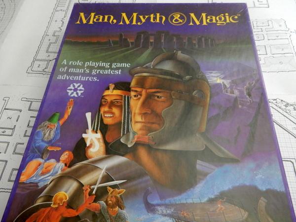Man Myth Magic box lid