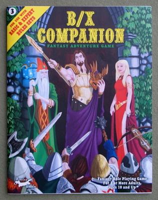 BX Companion