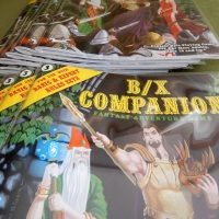 B/X Companion in stock