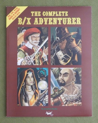 Complete BX Adventurer cover