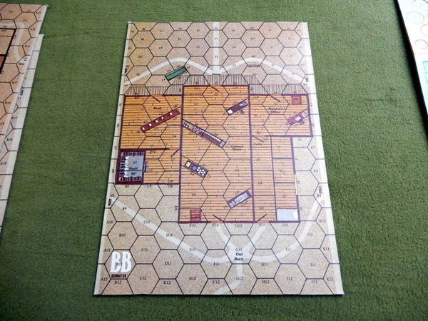 Gunslinger Mapboards detail 4