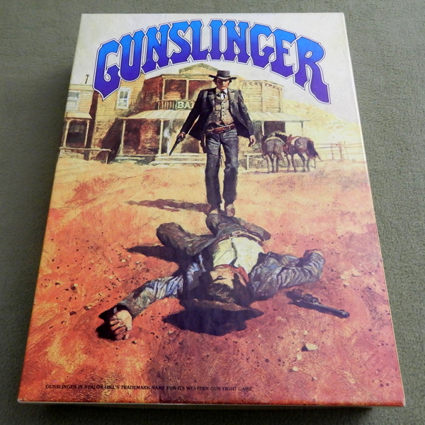 Gunslinger top lid