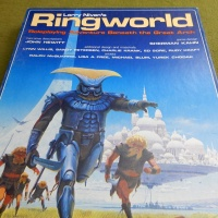 Ringworld: Roleplaying Adventure Beneath the Great Arch (1984)