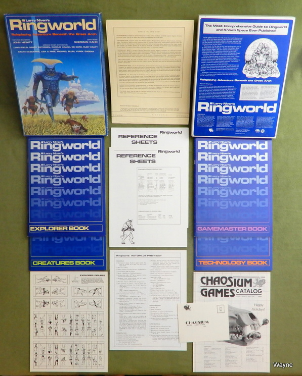 Ringworld box set 83