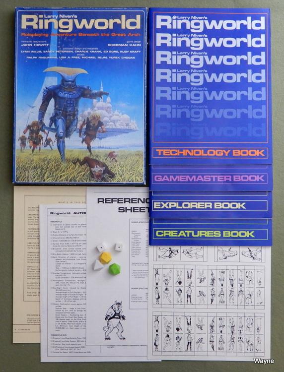 Ringworld box set 923