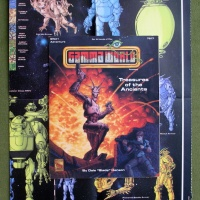 Gamma World: Treasures of the Ancients (1993)