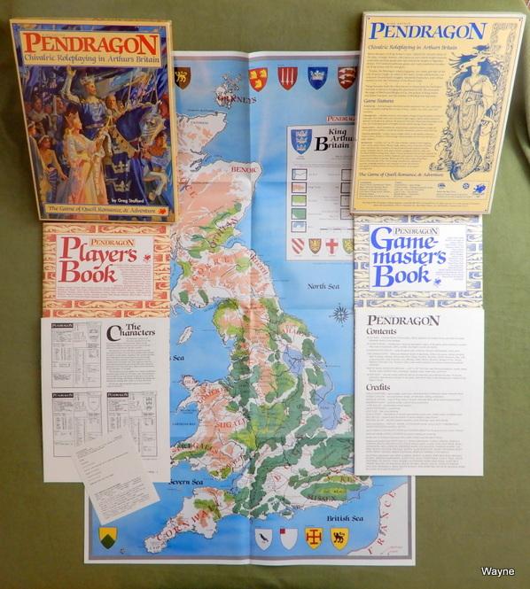 Pendragon 1st box 92