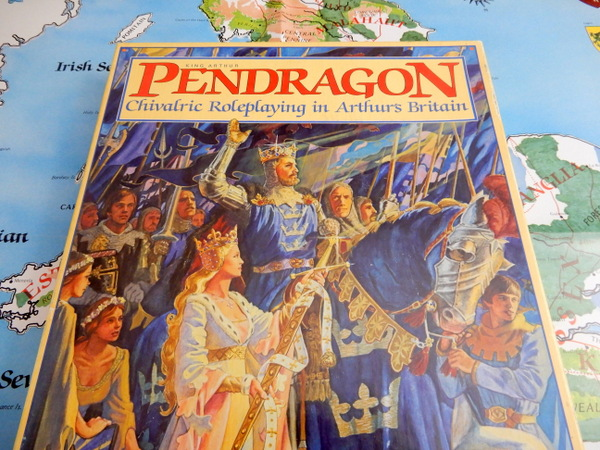Pendragon 1st box cover detail-001