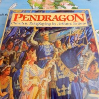 Pendragon: Chivalric Roleplaying in Arthur's Britain (1985)