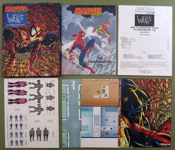 MSH Webs box set