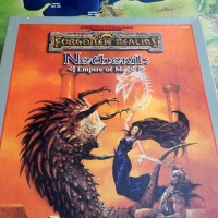 NETHERIL: Forgotten Realms' Lost Empire of Magic - THE MAPS