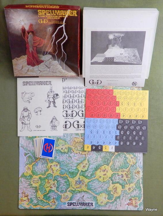 Spellmaker box set
