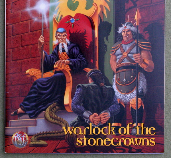 Warlock of the Stonecrowns b