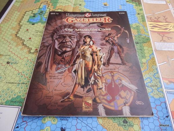 Atruaghin Clans cover