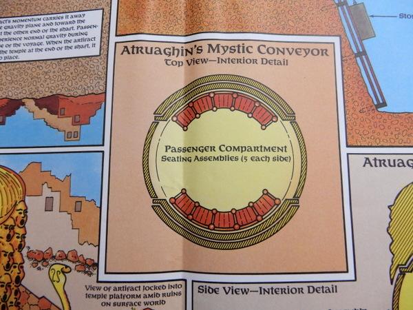 Atruaghin's Mystic Conveyor interior