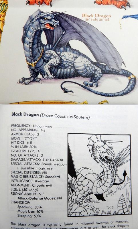 Black Dragon coll