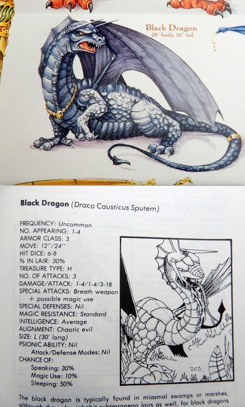 Black Dragon coll