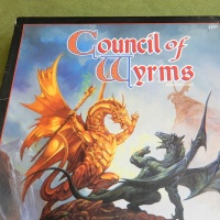 Council of Wyrms: THE OLD SCHOOL DRAGONS