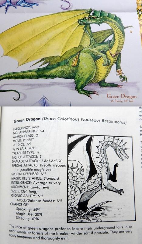 Green Dragon coll