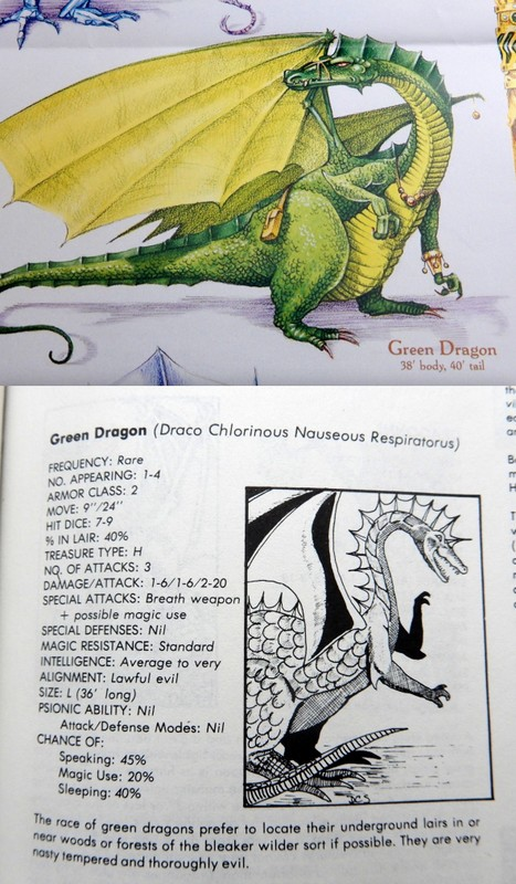 Green Dragon coll