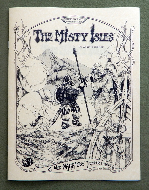 Misty Isles WW cover