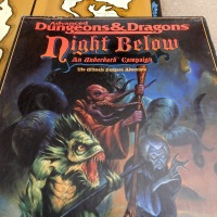 Night Below: An Underdark Campaign (1995)