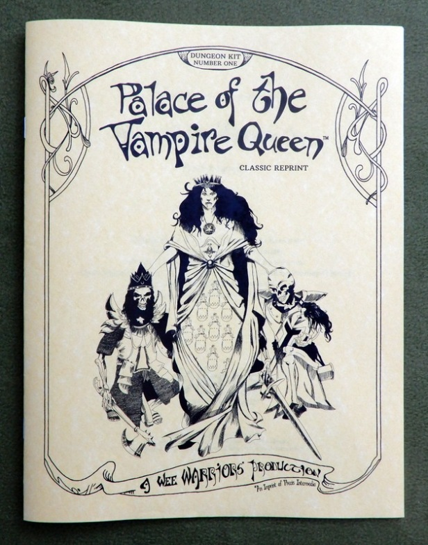 Palace of the Vampire Queen 1