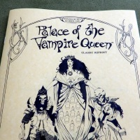 Wee Warriors reprints in stock: Palace of the Vampire Queen and others
