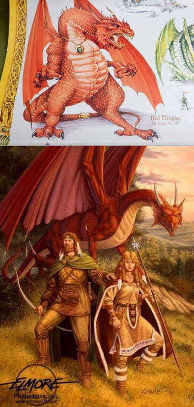 Red Dragon coll 2
