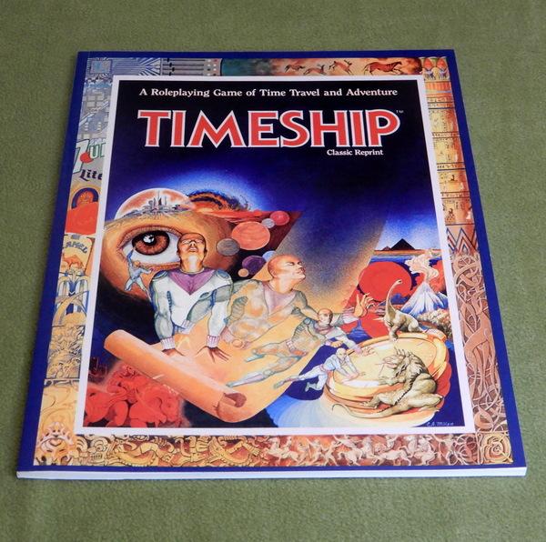 Timeship reprint