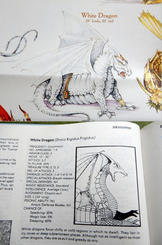 White Dragon coll