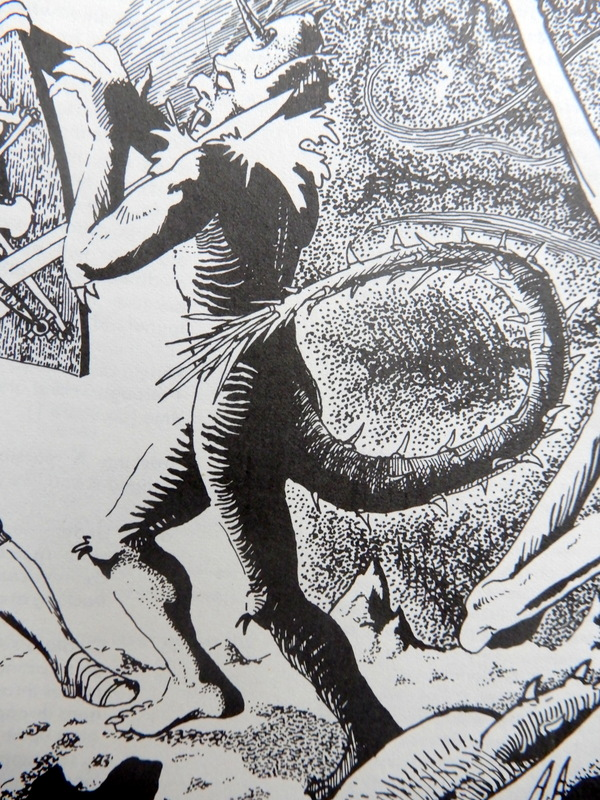 Barbed Devil - Players Handbook - David C Sutherland