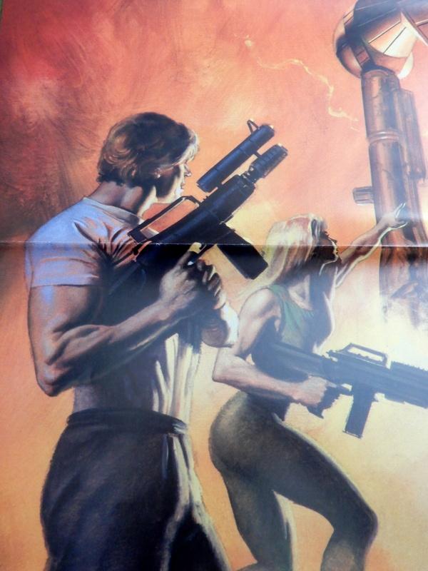 Battletech - Boris Vallejo poster 1