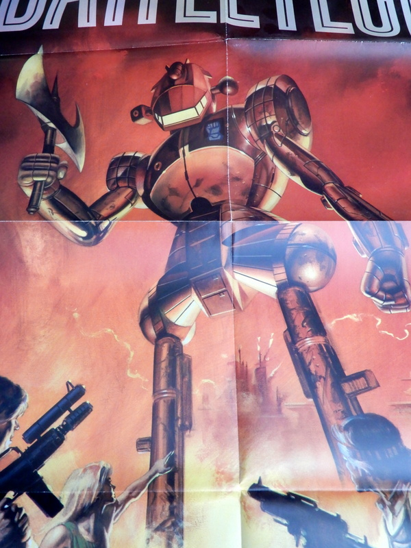 Battletech - Boris Vallejo poster 2