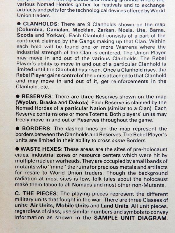 Omega War rules art 2