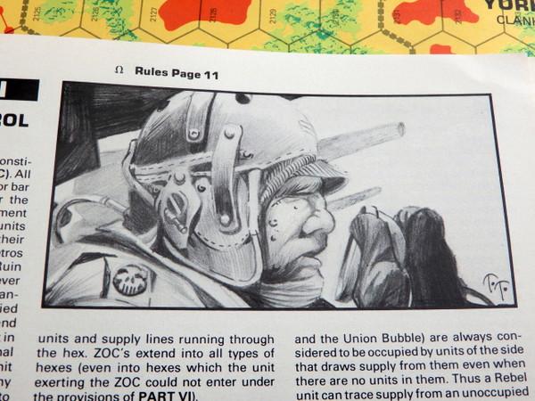Omega War rules art 4