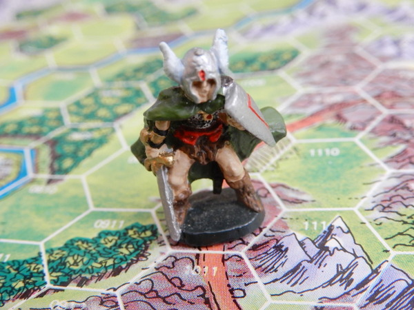 Barbarian Prince miniature b
