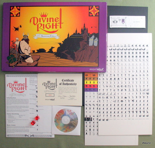 Divine Right 25th set 01
