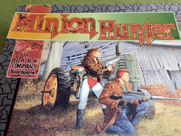 Minion Hunter cover det l-001