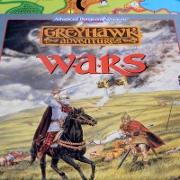 GREYHAWK WARS: Mass Combat across the Flanaess (1991)