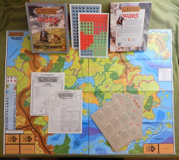 Greyhawk Wars box set 23