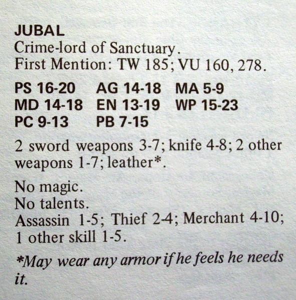 Jubal - 3 - Dragonquest