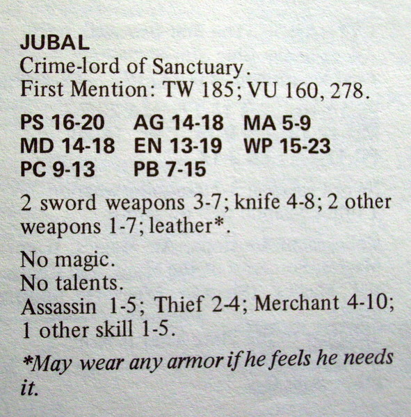 Jubal - 3 - Dragonquest