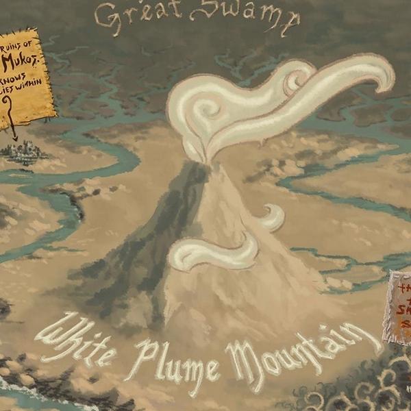 White Plume Mountain graphic