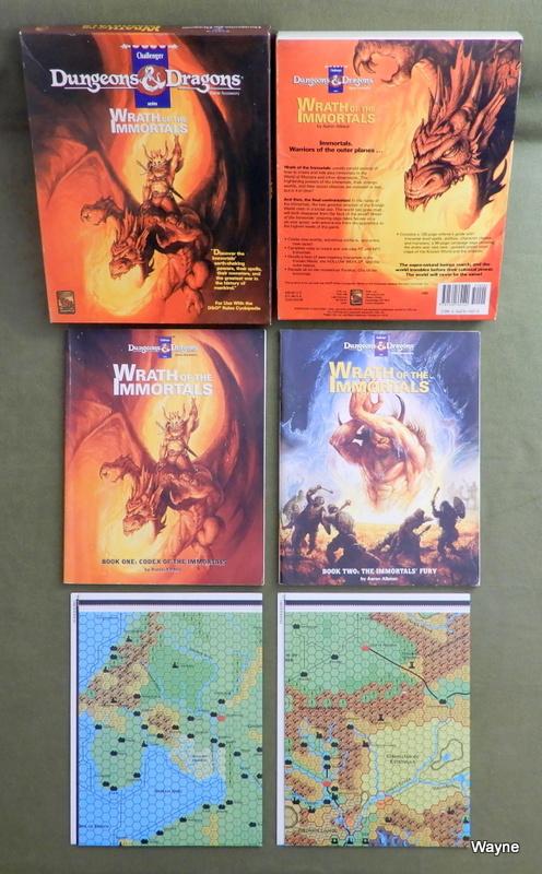 Wrath Immortals box set 13